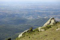le massif des Albères